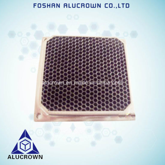 3003h18 Aluminum Honeycomb Core for The Air Filter Mesh pictures & photos