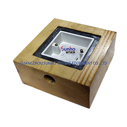 High-Tech Enterprise Electrical Lab Easy-Used Pine Box Test/Testing Instrument pictures & photos