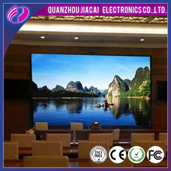 Indoor P5 High Resolution LED TV Advertising Display