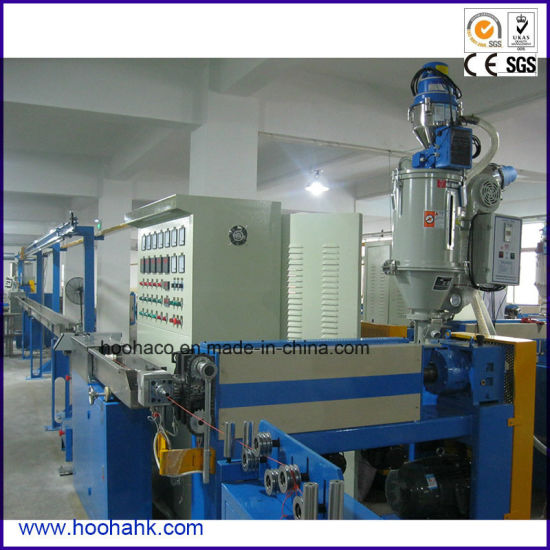 Electric Copper Wire Cable Extrusion Machine