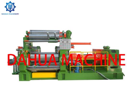 "High Efficiency 22"" Rubber Mixing Mill, Open Rubber Mixer Machine"