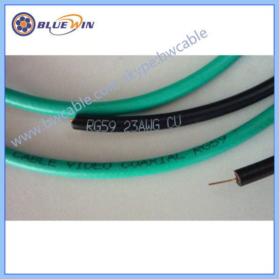 China Cable Coaxial RG6 75ohm Rg Type - China Coaxial Cable, CATV Cable