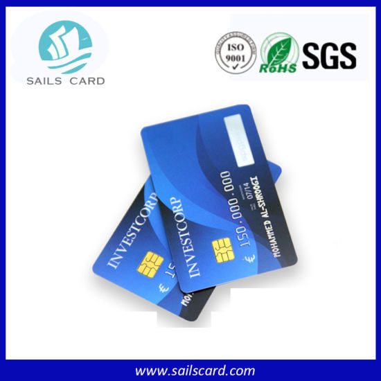 High Quality PVC Hi-Co/Lo-Co Blank Magnetic Cards pictures & photos
