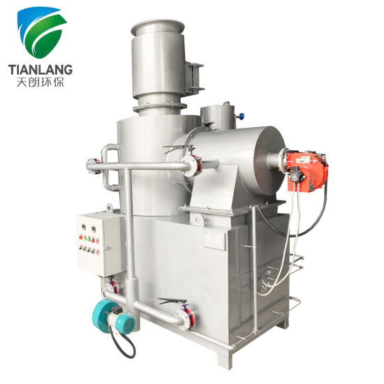 10% off Smokeless Hazardous General Medical Hospital Clinical/Hotel/Industrial Solid Waste/ Pet Farm Animal Carcass Incinerator for Garbage Burning Treatment