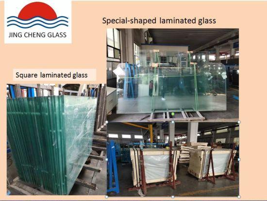 Window Glass White Laminated/Safety Glass/Wholesale Glass