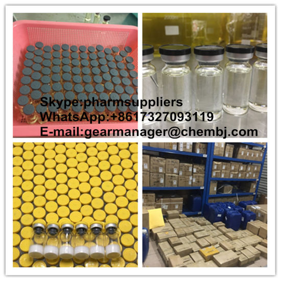 High Quality 99.3% Anesthetic Articaine Hydrochloride Articaine HCl pictures & photos