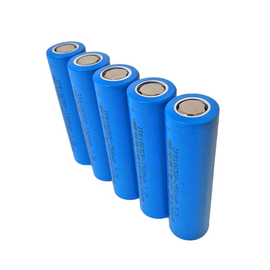 18650 1500mAh LiFePO4 Battery Cell