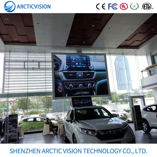 Shenzhen Technology P2.5 Indoor Full Color Screen LED Panel Indoor, Video Function LED Display