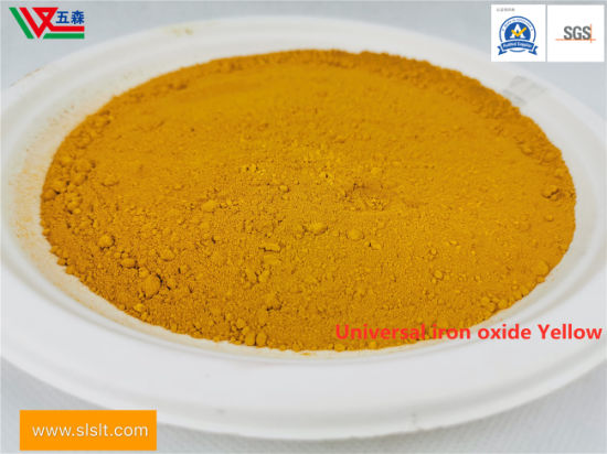 Iron Oxide Red H101 H130 H190 Y101 pictures & photos