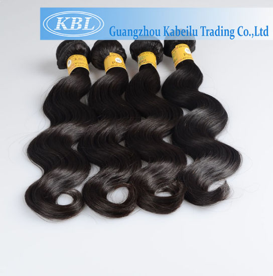 Kbl Peruvian Natural Human Hair Wave (KBL-pH-BW) pictures & photos