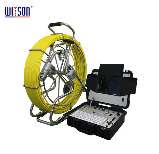 Witson Pan Tilt Pipe Inspection Camera Ahd High Resolution Camera pictures & photos