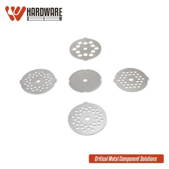 OEM Customized Metal Stainless Steel Sheet