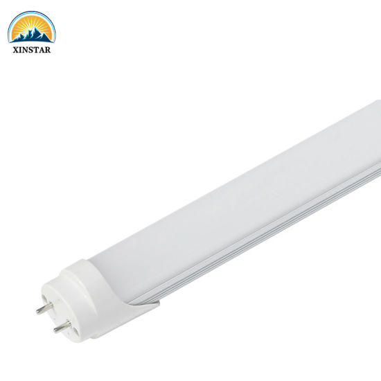 5 Years Warranty Direct-Wired T8 LED Tube 8W 12W 15W 18W 2FT 4FT LED Tube Lamp UL Dlc Listed