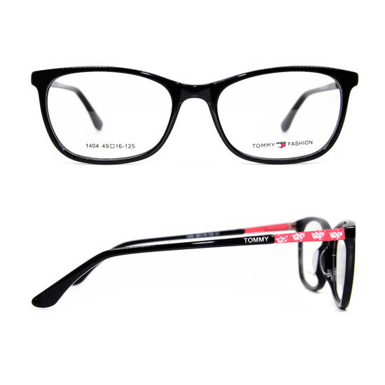 Wholesale Factory Custom Durable Quality Eyewear Acetate Teenagers Glasses Optical Frame