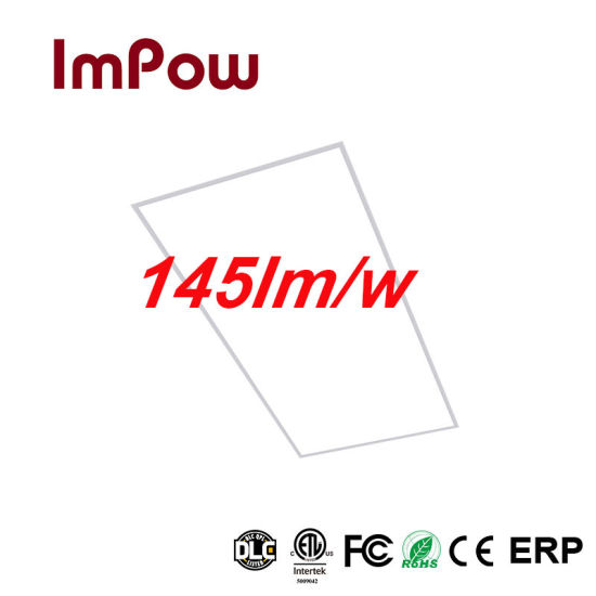 145lm/W Bluetooth CCT and Brightness Adjustable LED Panel Light for Home Ceining Lighting