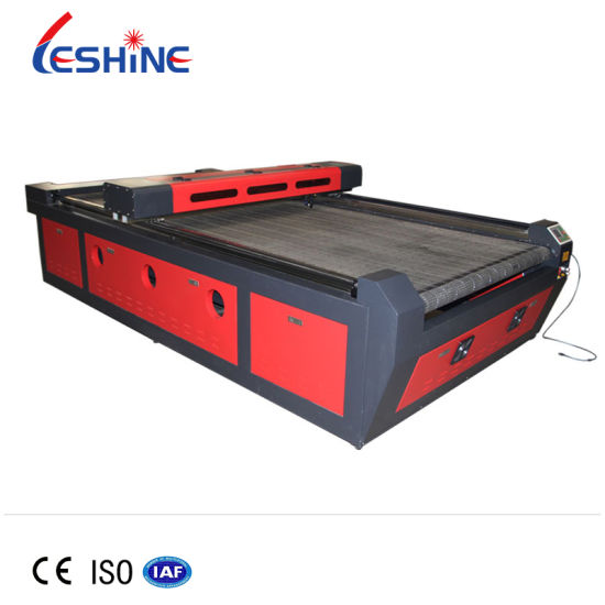 Hot Sell 1325 CO2 Laser Cutting Machine CNC Laser Cutter Router  Automatic Feeding Fabric Leather Laser Cutting Machine