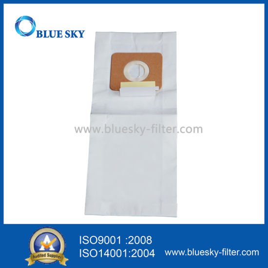 White Paper Dust Bag for Cleanmax PRO-Series Vacuum Cleaner