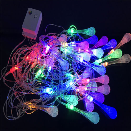 Hot Sale Products Color Changing Water Drop LED Strip Light