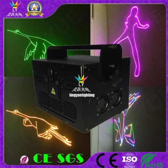 Ce RoHS 3W Single Green Club DJ Laser Light