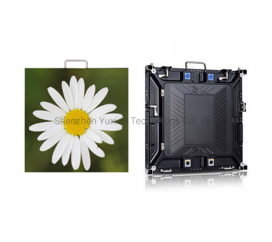 Hot Sale Price 3 Years Warranty P4 Indoor Outdoor Rental LED Backpack LED Board Display