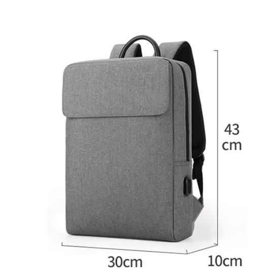 3b76019027e9 China College Student Men Bags Waterproof Business Laptop Backpack ...
