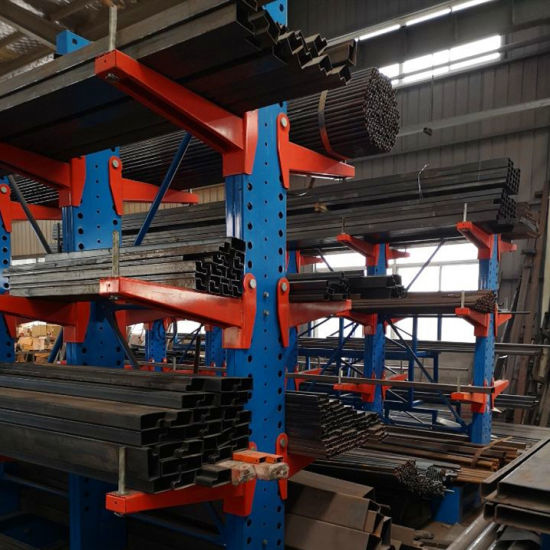 Industrial Metal Single Arm Cantilever Racking for Aluminium Storage pictures & photos