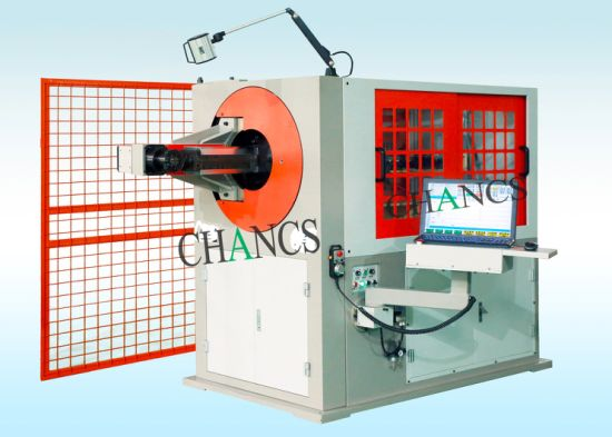 High Quality Automatic Steel Wire Forming Machine and Steel Wire Bending Machine