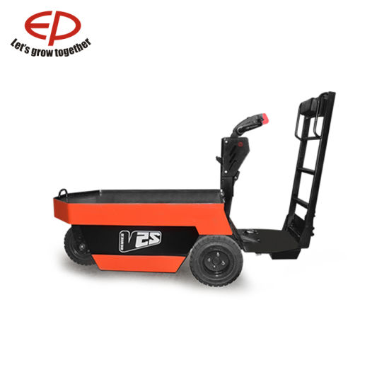 Ep Qdd25p Hot Ing Electric Tow Tractor Hitch