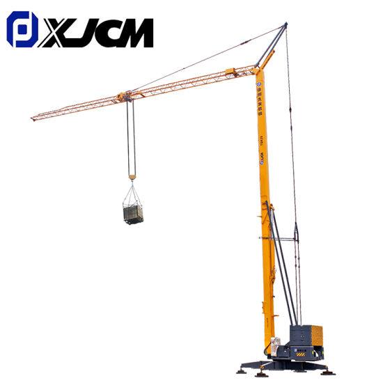 1ton 2ton 3ton 4ton Construction Building Foldable Truck Mini Mobile Tower Crane