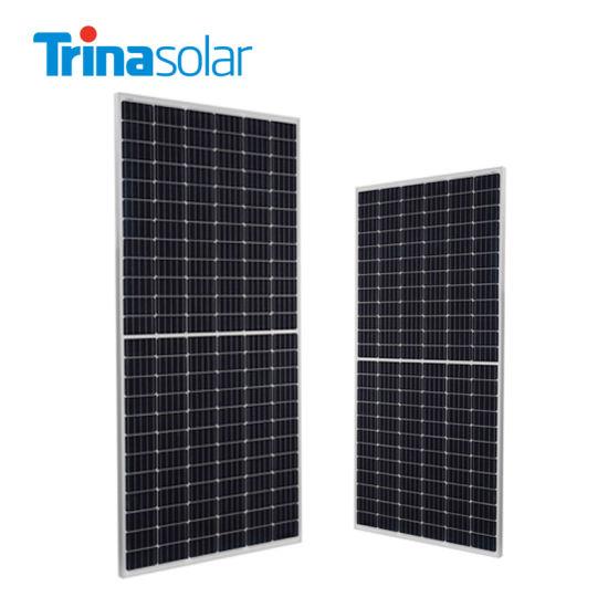 Trina Solar High Power Half Cell 350W 360W 370W 380W 144 Cells Mono Solar Panel