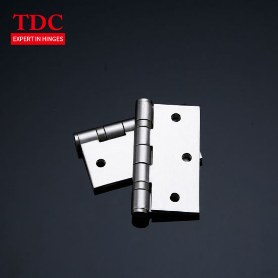 China Supplier Fire Bisagra Stainless Steel Wooden /Metal Door Hinge