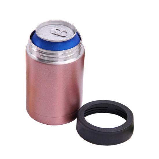 China 12oz Beer Can Cooler Insulator, Holder for Cans Drink Beverage