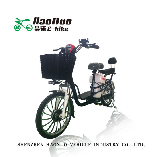 20 Inch Wheel 48V 350watt Motor Mountain and Road Electric Scooter for Sale pictures & photos