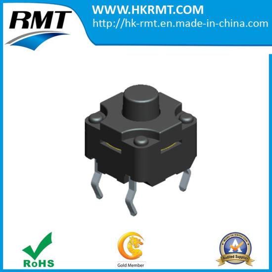 Waterproof Push Switch Washing Machine Switch (TS-1142)
