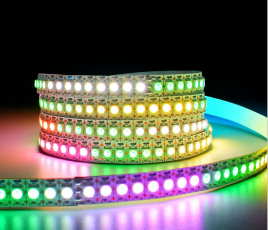 Colorful Low Voltage LED 5050tx-1812 60 Lights Symphony Full Color Neon Light Strip