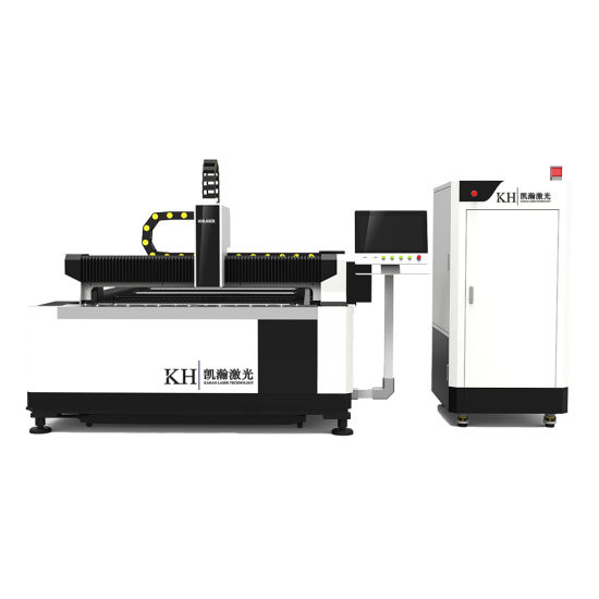 Factory Price CO2 Metal/Acrylic/MDF/Wood Laser Cutter CNC Fiber Laser Cutting Machine