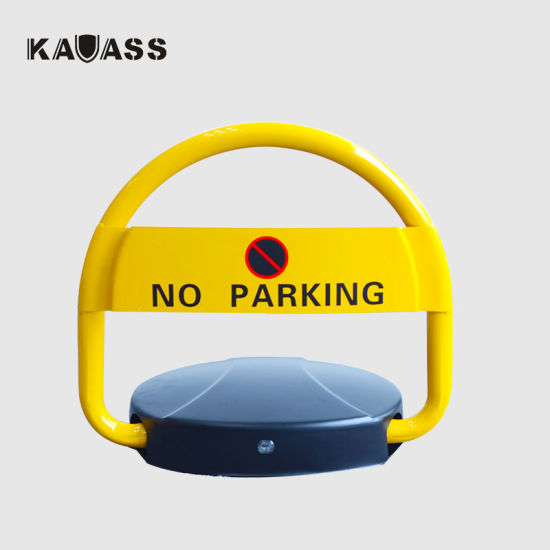 Factory Anti-Theft Remote Control Automatic Car Parking Lock for Car Parking Lot Management