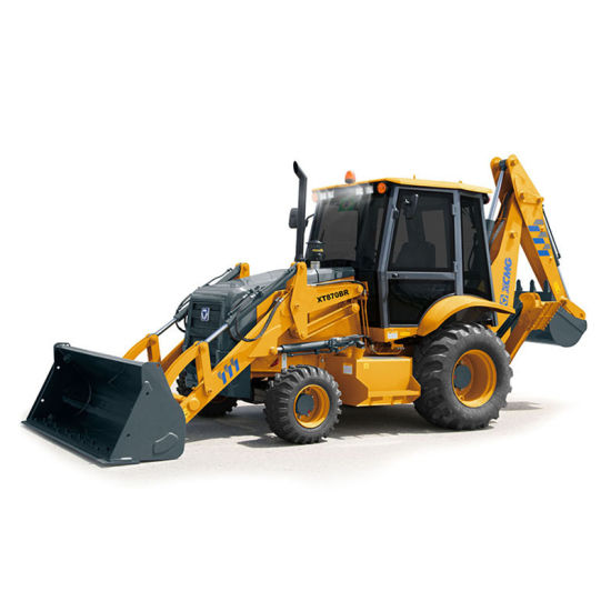 Backhoe Loader Xc870K Small Backhoe Tractor Loader for Sale