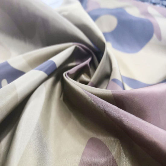 Competitive Price Soft Material Products 100% Polyester Chiffon, Plain Dyeing Fabric