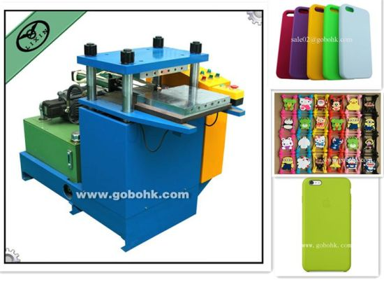 China Wholesale Silicone Rubber Phone Covoer Making Machine pictures & photos
