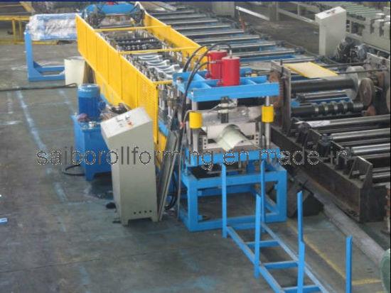 Yx120-366 Cap Ridge Roll Forming Machine