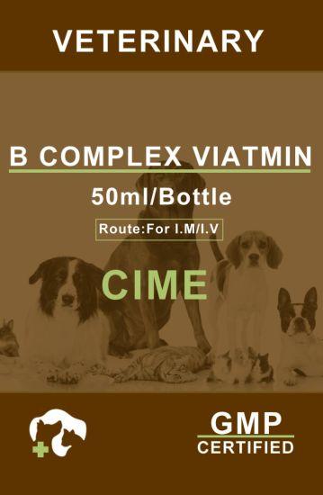 B Complex Vitamin Veterinary Choline Chloride Inositol Methionine