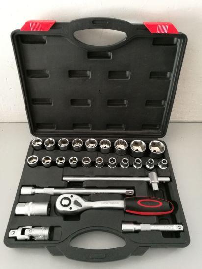 """26PCS-1/2""""Dr Socket Tool Set (FY1026B1)"""