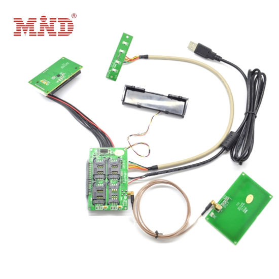 Module Smart Card Reader Module Support ISO7816 Contact/ Contactless/Magnetic Card