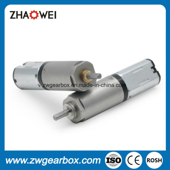 Low Speed 10mm Metal Small Geared Motor pictures & photos