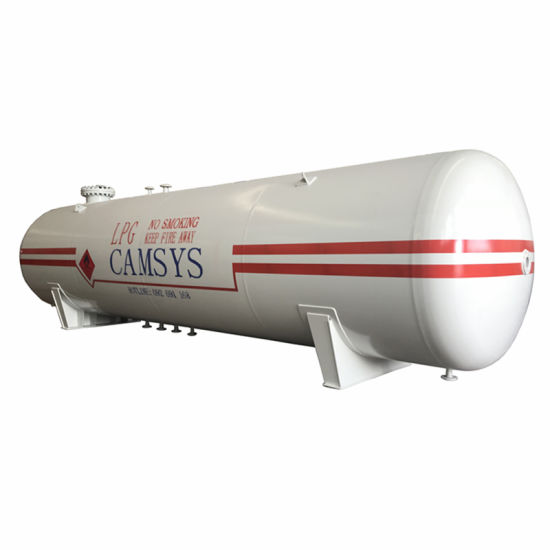 Pressure Vessel Storage Tank for LPG Gas Propane, Liquid Sulfur Dioxide, Natural Gas, Isobutane, Dimethyl Ether 80cbm pictures & photos