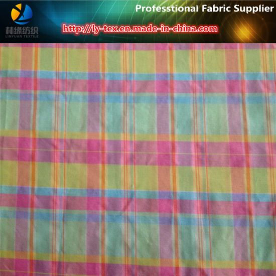 Anti-UV Nylon Yarn Dyed Fabric for Garment pictures & photos