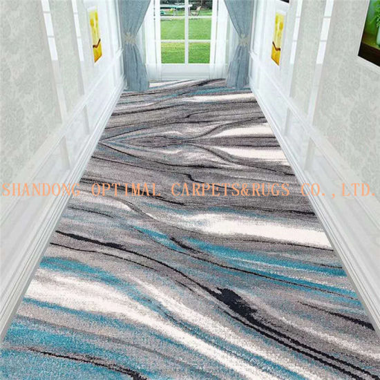 Meeting Room Printed Carpets For Hotel