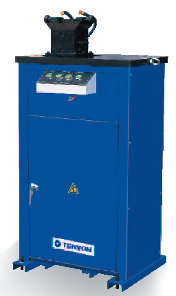LVU-2 Impact specimen notch electric (hydraulic) broaching machine