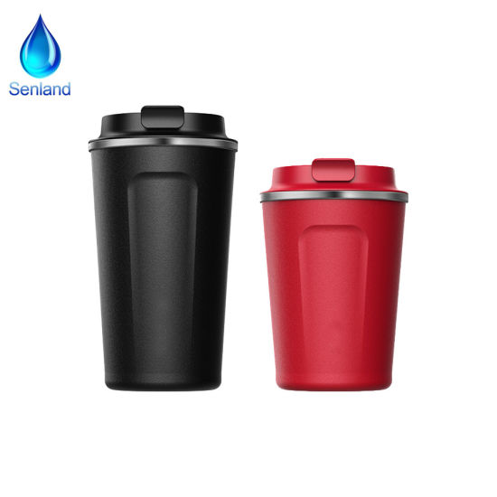 380ml/500ml Stainless Steel Insulated Double Wall Vacuum Coffee Mug (SL-1501) pictures & photos